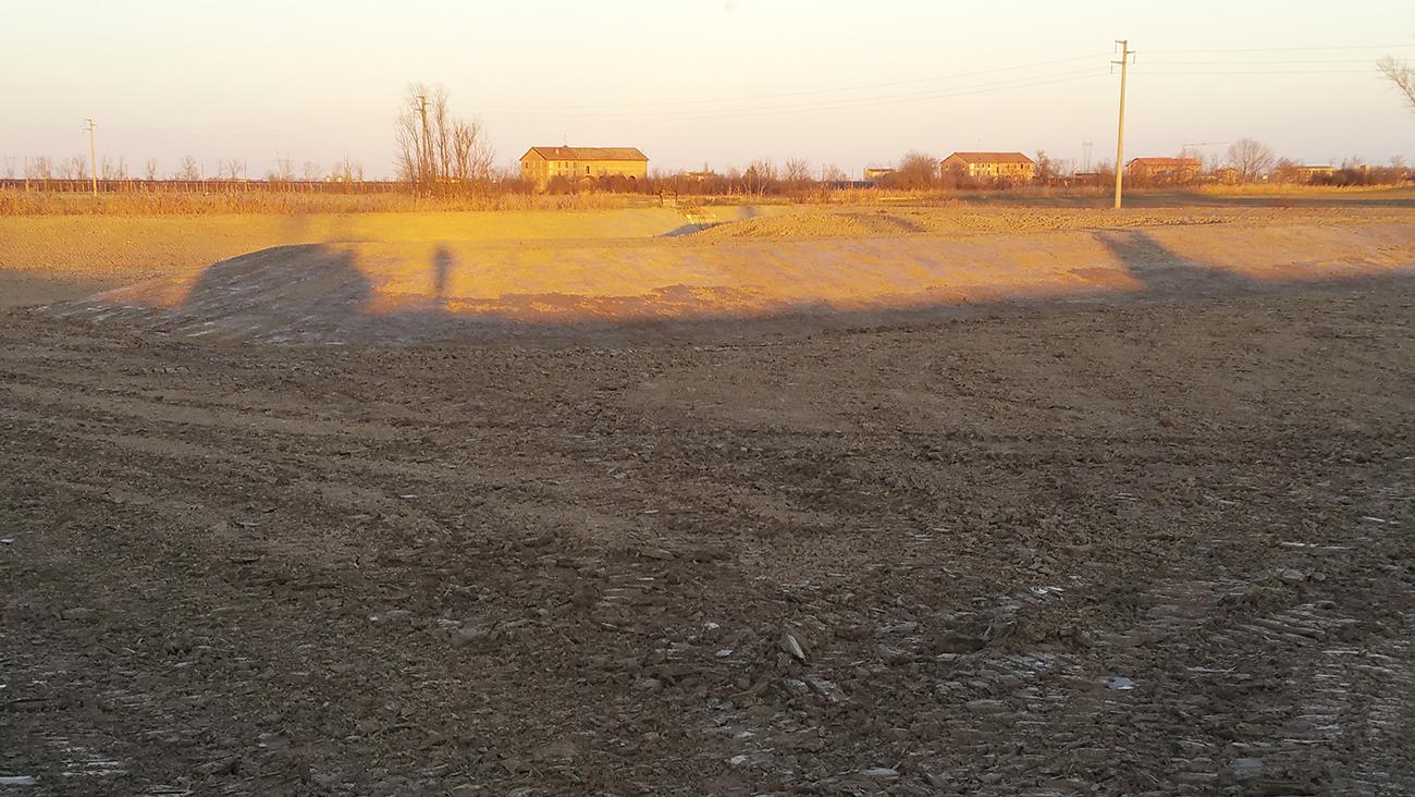 Campo scavi agricoltori Bellesia