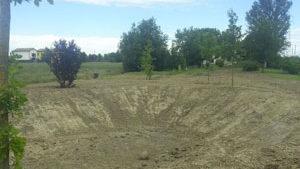 Movimentazione terreno e scavi Carpi Bellesia
