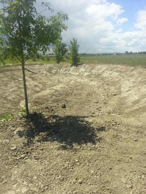 livellamento e movimentazione del terreno Bellesia scavi