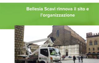 Bellesia nuovo sito nuova organizzazione