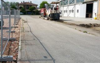 fresatura piazzale cermag bellesia scavi