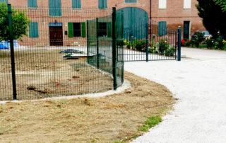 realizzazione ingresso casa privata