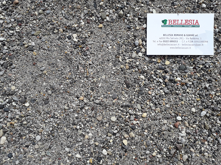 Sottovallo 03 - stoccaggio, recupero e vendita materiali inerti - Bellesia scavi